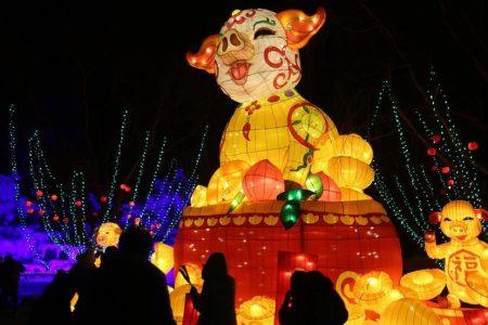 Festivalurile lampioanelor, o tradiţie chinezească