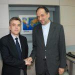Promovare. Ambasadorul Iranului la București, în vizită în Valea Jiului