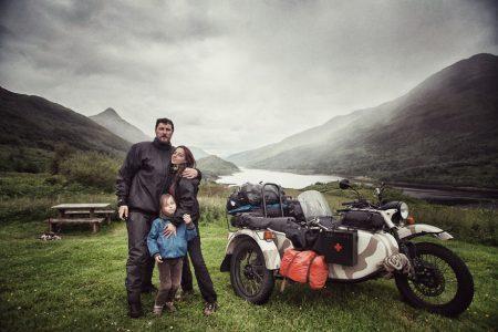 Jurnal de călătorie în familie. Mihai Barbu și familia sa au încheiat călătoria de-o vară
