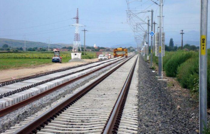 calea ferata Simeria - Hunedoara