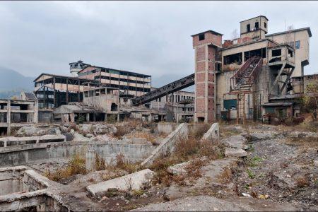 Clădirile istorice de la mina Petrila rămân în picioare. Ministerul Culturii le-a inclus pe lista monumentelor istorice în grupa valorică A