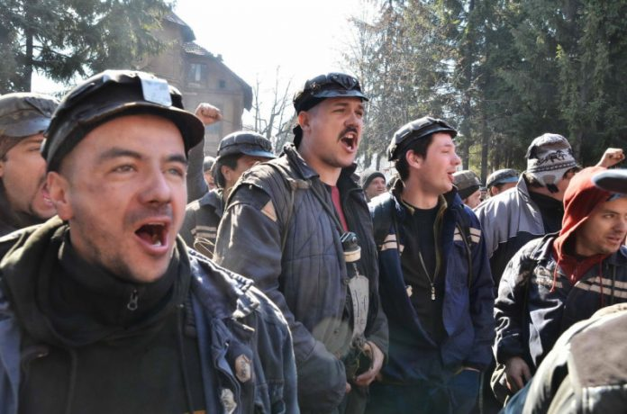 greva generala Valea Jiului