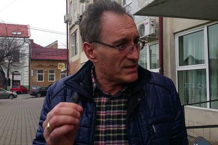 Martor din dosarul Berbeceanu, condamnat definitiv. Fostul șef al SRI Alba, condmnat cu suspendare în dosarul utilajelor furate din Uniunea Europeană