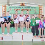 Gimnastică Aerobică. Aur la Europene pentru Clubul Copiilor Petroşani
