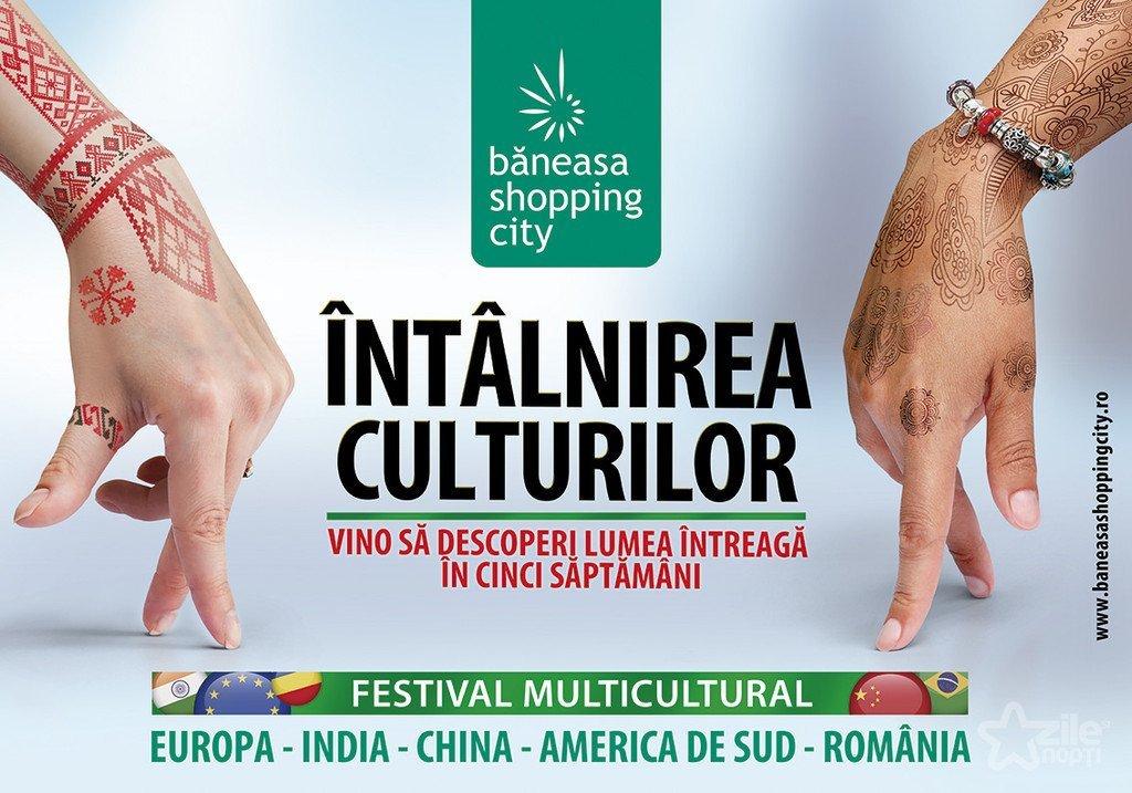 Festivalul Multicultural al verii in Bucuresti