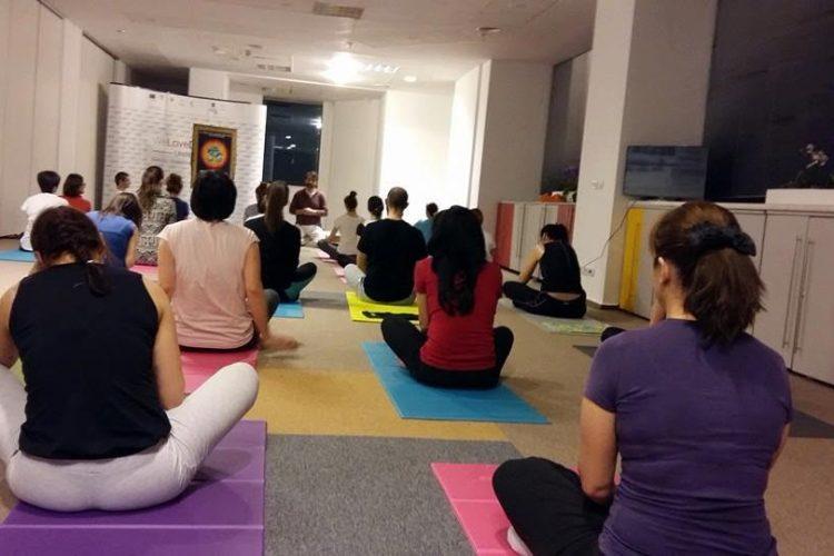 Unde gasesti cele mai bune locuri pentru yoga in Bucuresti