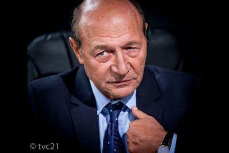 Traian Basescu este obsedat de Ion Iliescu